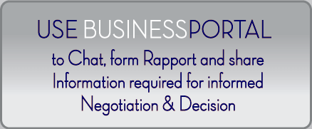 Use BusinessPortal-SA to Chat, form Rapport and share Information